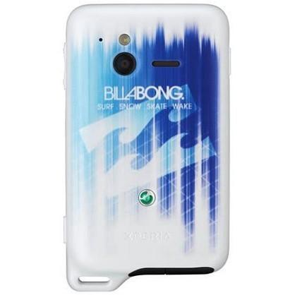 Sony Ericsson hangs ten, launches Xperia Active Billabong Edition