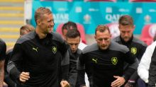 Tomas Soucek and Vladimir Coufal: West Ham's Czech ambassadors primed to take next step against England