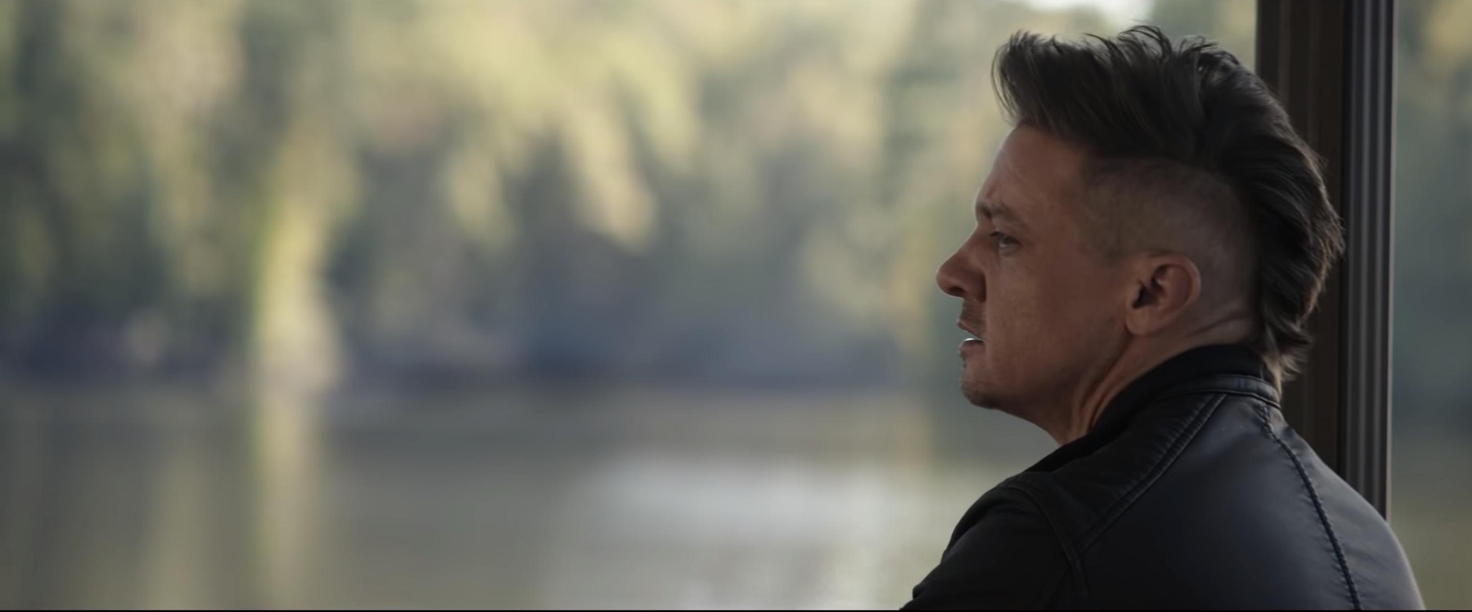 hawkeye's hair 'avengers: endgame' trailer reactions