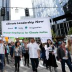 Amazon's Climate Pledges Didn't Stop Employees From Taking to the Streets