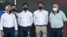 Xammar y Nico Rodríguez, entre los galardonados en Baiona