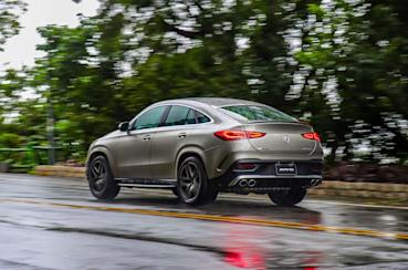 隨興所馭的跑旅夥伴,2021 Mercedes-AMG GLE 53 4MATIC+ Coupe