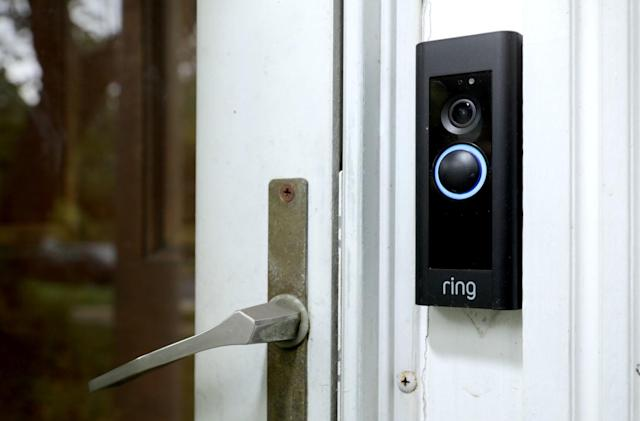 Ring gave police a detailed map of area doorbell installations