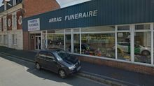 Rotting human bones 'forgotten for nine years' found in funeral parlour