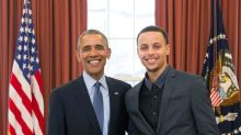 Kicks Fix: Stephen Curry honors President Obama with special shoes