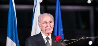 Shimon Peres: Key facts