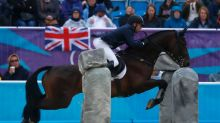 Olympics-Equestrian veteran Hoy set for eighth Games at Tokyo