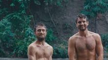 Daniel Radcliffe se desnuda por completo (de nuevo) en su nueva película