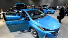 Toyota, Mazda team up on electric vehicles