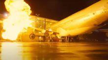 Christopher Nolan comprou e explodiu um avião inteiro nas gravações de novo filme