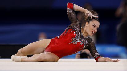Tokyo 2020, Vanessa Ferrari è medaglia d'argento nel corpo libero!