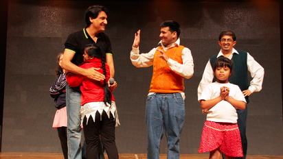 Shiamak Davar's NGO gives children with special needs a reason to dance