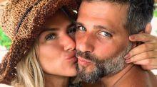 Bruno Gagliasso provoca 'ira' dos maridos com book de Giovanna Ewbank