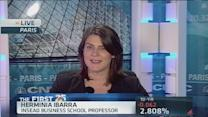 CNBC's top 25: Pioneer Lubna Olayan