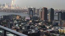 Rainbow cast over World Trade Center ahead of 9/11 anniversary