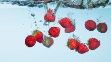 Darum ist fließendes Wasser schlecht für Erdbeeren