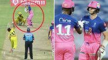 'Insane': Steve Smith stars in record-breaking IPL six-fest