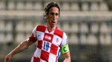 Euro 2020: Real Madrid midfielder Luka Modric to lead Croatia's 26-man squad at tournament