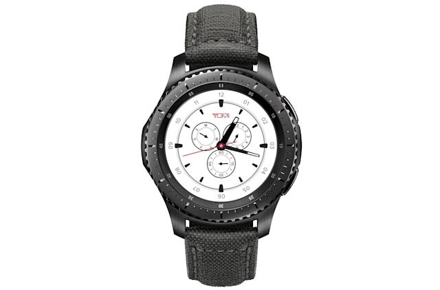 Samsung teams up with TUMI to recycle the Gear S3