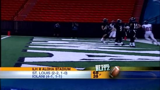 VIDEO: St. Louis hands Iolani first loss of season