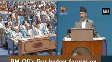 PM Oli's first budget focuses on infra, tourism and energy