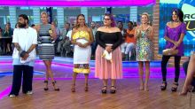 'Project Runway' alums face off in a design challenge on 'GMA'