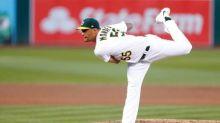 Oakland's Manaea tosses no-hitter against red-hot Boston