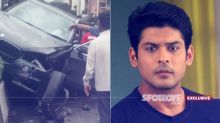 Sidharth Shukla Accident Update: Police Register Complaint For Rash Driving