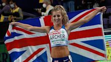 Holly Archer disqualified after finishing second in 1500 metres final