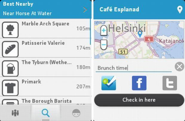 Foursquare arrives for Nokia S40s, mayoral population explodes worldwide (update)