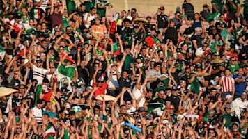 Mexican soccer fans' disgusting chant returns