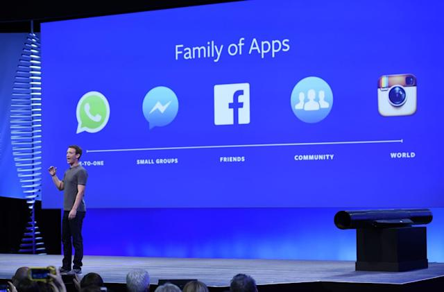 WSJ: Facebook working on dedicated camera and live video app