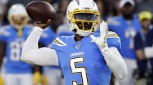 Chargers' Tyrod Taylor maintains same mentality as starter
