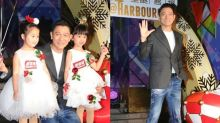 Andy Lau jokes about his horse-riding accident