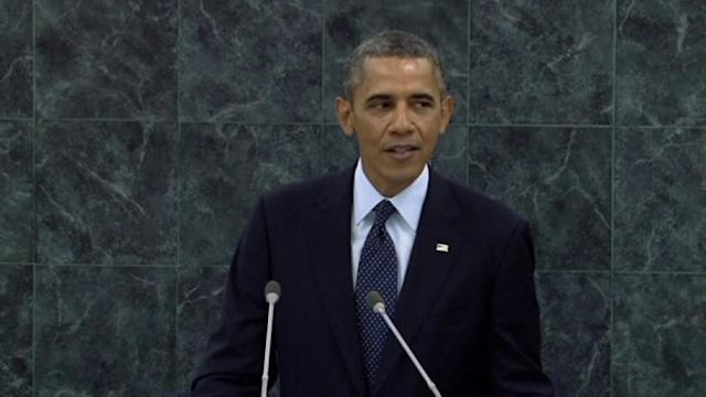Obama promises to keep America engaged in U.N. speech