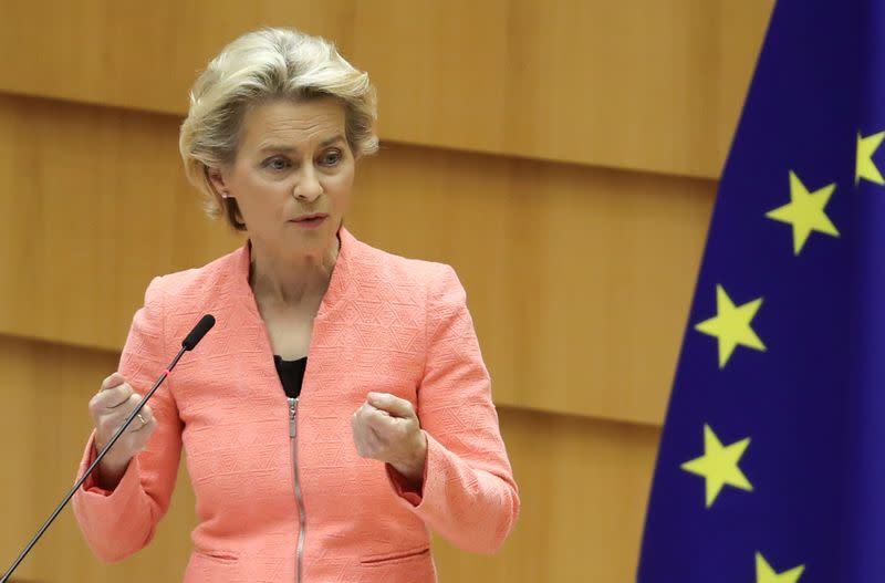 Upgrade for EU antitrust rules, more funds for digital projects - Commission head
