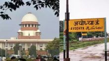 Ayodhya review pleas to be taken up in-chamber at 1.40 pm
