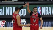 Bulls hope to keep playoff hopes alive at Pistons