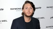 James Arthur Says Anxiety Made Him Fear He Was Having Heart Attack