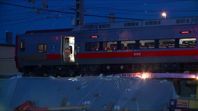 More Than 40 Hurt In Metro-North Commuter Train Crash