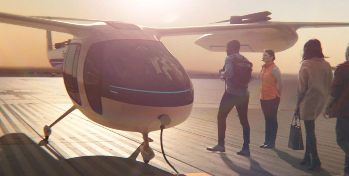 Uber wants to test their air taxis in Australia