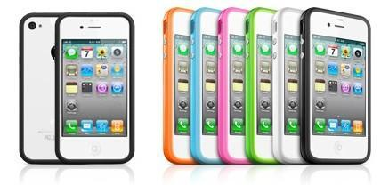 Apple announces Bumpers for iPhone 4, gets into the protection biz
