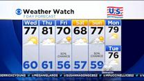 CBS 2 Weather Watch (6AM, June 3, 2015)