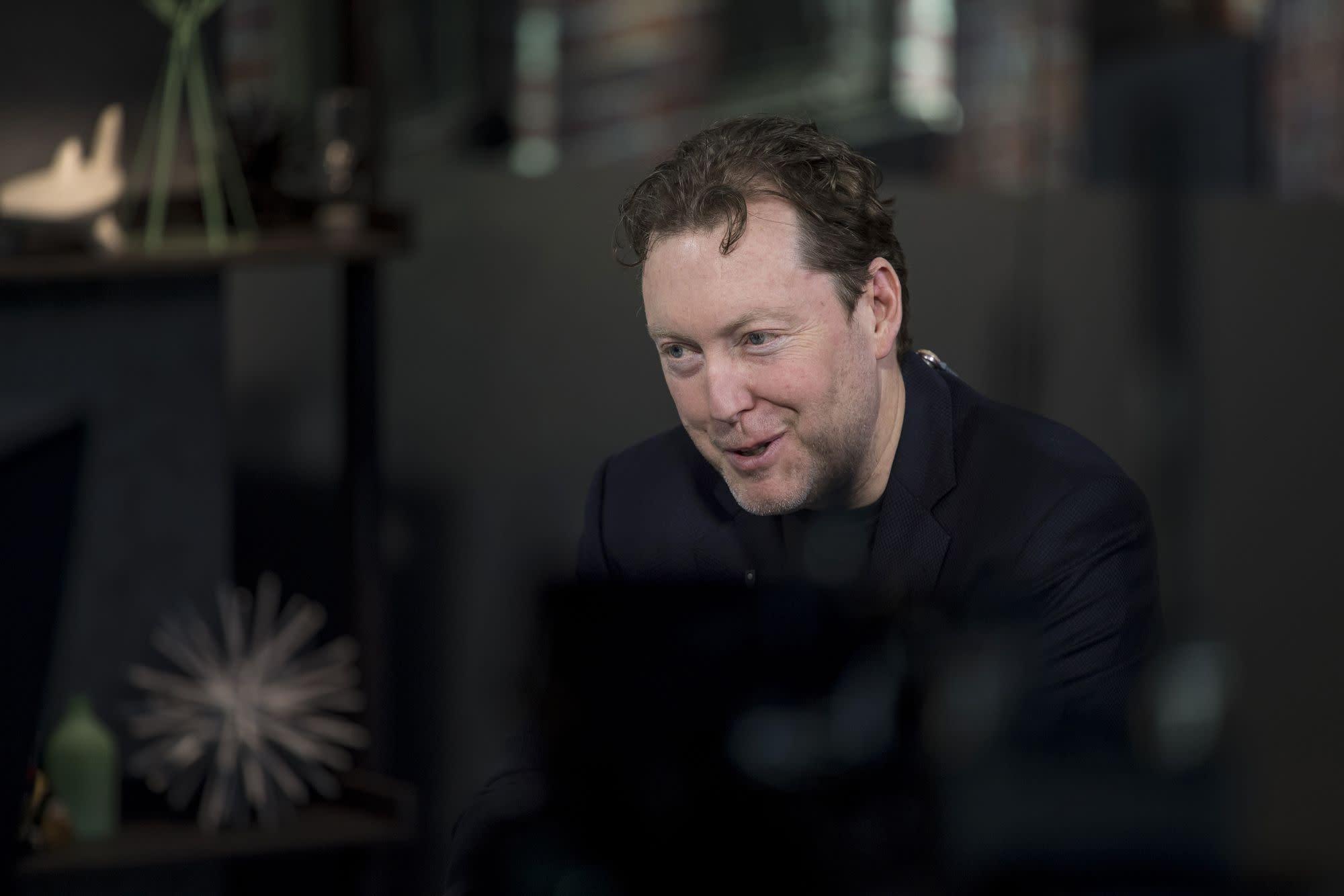 Ex-SoFi CEO to Start Blank-Check Company to Raise $250 Million
