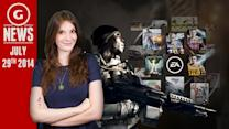 """New Call of Duty Story Trailer & """"EA Access"""" Revealed for Xbox One - GS Daily News"""