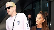 Pete Davidson Cancels Comedy Gig After Ariana Grande Split as She's Spotted Without Ring