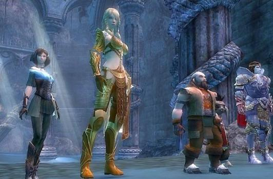 Guild Wars: Eye of the North gets Steamy