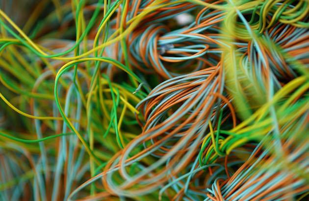 Researchers get record broadband speeds out of old-school copper wire
