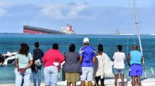 Mauritius oil spill: Fears vessel may 'break in two' as cracks appear
