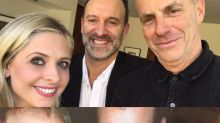 Sarah Michelle Gellar en fuerte promoción de serie